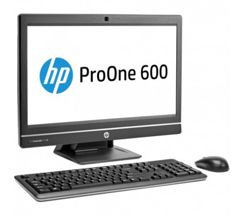 "COMPUTADOR HP  ALL-IN-ONE 600 G1 AIO 22"" INTEL I3-4130 3.40 GHZ, 4GB, 500GB, ""GRAU A"""